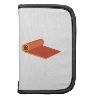 Yoga Mat Folio Planners