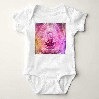 Yoga Mediation Baby Bodysuit