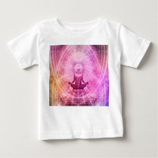 Yoga Mediation Baby T-Shirt
