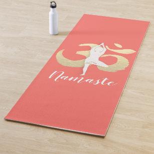 Om Yoga Mats Zazzle