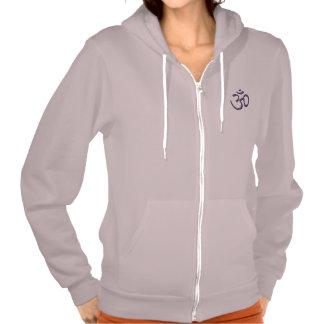 Yoga/Meditation-OM/Purple Sweatshirts