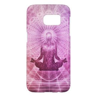 Yoga Meditation Samsung Galaxy S7 Case
