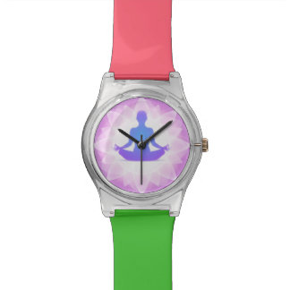 Yoga Meditation Wrist Watch
