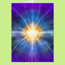Yoga Meditator 9 Card