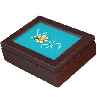 Yoga Memory Box