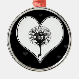 Yoga Metal Ornament