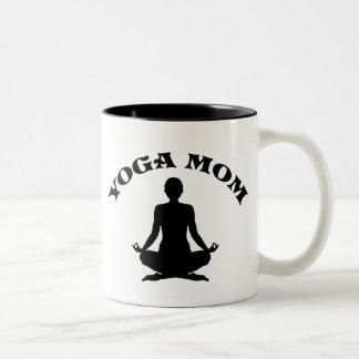 Yoga Mom Coffee Mug