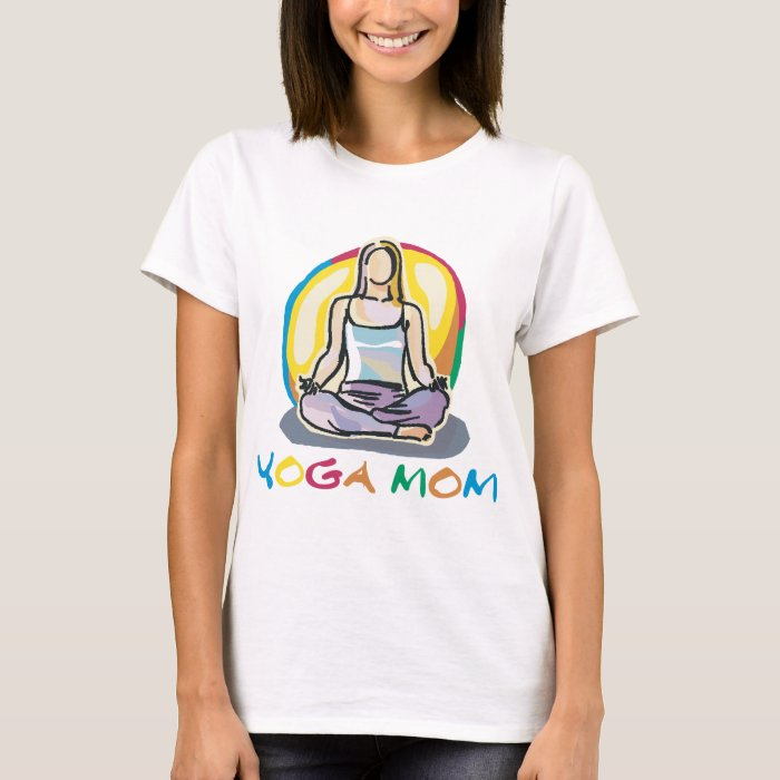 Yoga Mom T-Shirt