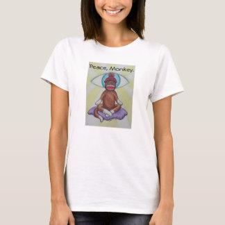 Yoga Monkey T-Shirt