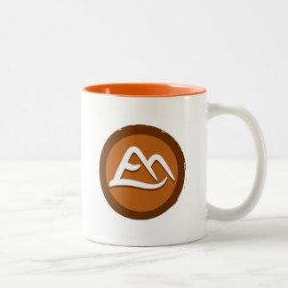 Yoga 'Mountains' Mug