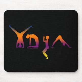 Yoga Mouse Pad