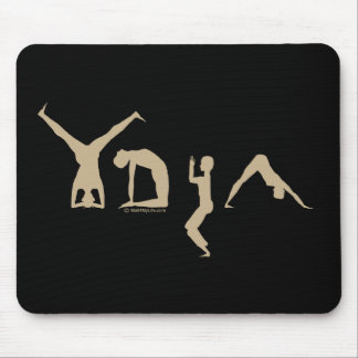 Yoga Mouse Pads