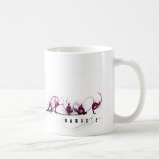 Yoga move coffee mugs