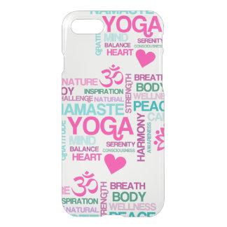 YOGA Namaste Health and Wellness iPhone 7 Case