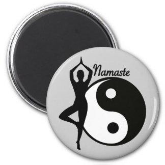 Yoga Namaste Iman De Nevera