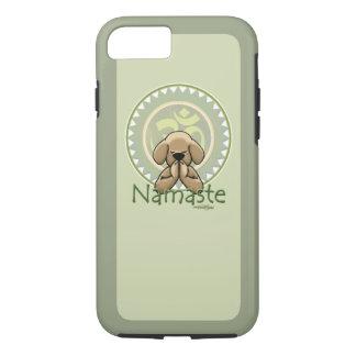 yoga namaste - iPhone 7 case