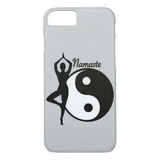 Yoga Namaste iPhone 8/7 Case