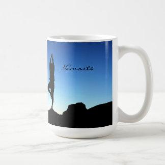 Yoga Namaste Mug 1