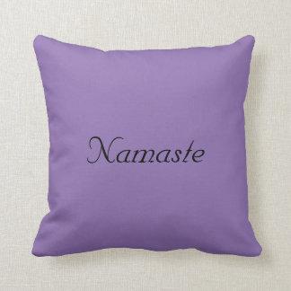 Yoga Namaste Pillow