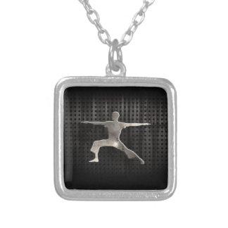 Yoga; Negro fresco Grímpola