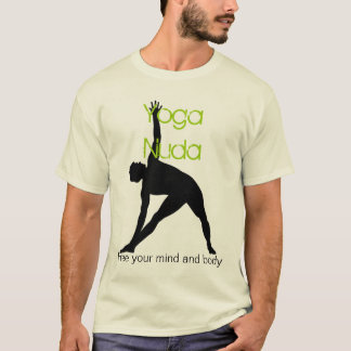 Yoga Nuda - Naked Yoga T-Shirt