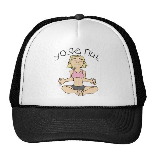Yoga Nut Yogi Gear Trucker Hat