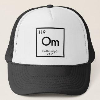 "Yoga ""Om"" Element Trucker Hat"