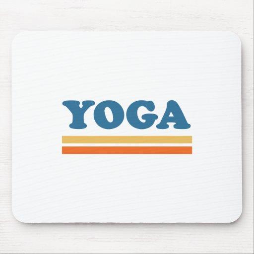 Yoga Om Mousepad