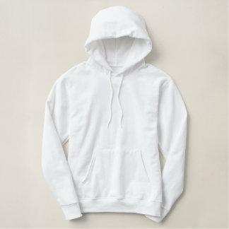 Yoga Om Symbol Embroidered Sweatshirt