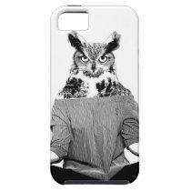 Yoga owl iPhone SE/5/5s case