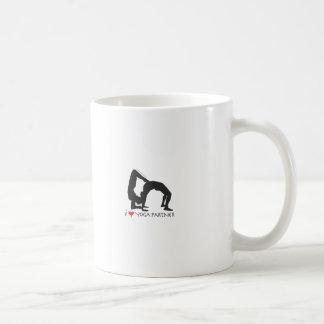 Yoga Partner Coffee Mug