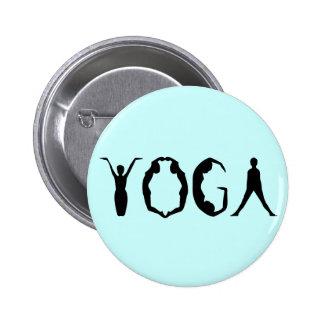 Yoga People Pin