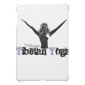 Yoga philosophy, - for sport and kids. iPad mini cover