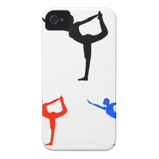 Yoga pilate iPhone 4 cover