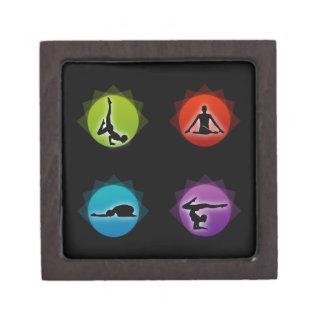 Yoga pilates gift box