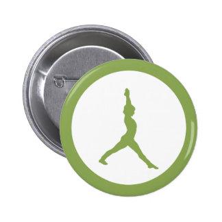 Yoga Pin Redondo 5 Cm