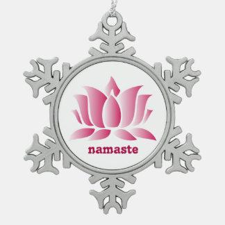 Namaste Yoga Ornaments  Keepsake Ornaments  Zazzle