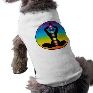 Yoga Playera Sin Mangas Para Perro