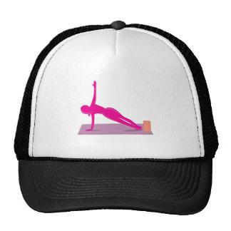 Yoga Pose Trucker Hat
