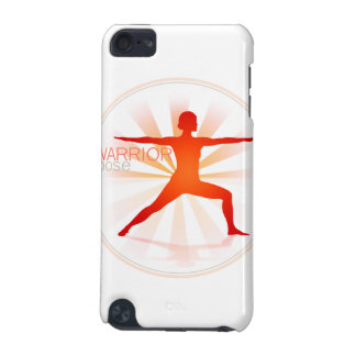 Yoga Pose iPod Touch Case (warrior pose)