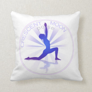 crescent moon pillows  decorative  throw pillows  zazzle