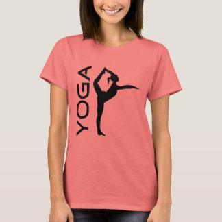 Yoga Pose Silhouette T-Shirt