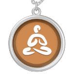 Yoga 'Poses I' Necklace