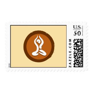 Yoga 'Poses II' Postage