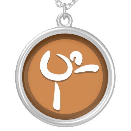 Yoga 'Poses V' Necklace