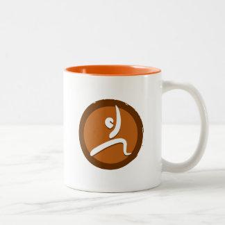 Yoga 'Poses VI' Mug