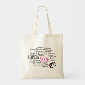 Yoga Practioner's Tote Bag