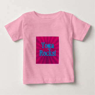 Yoga Rocks! - Baby Yoga Shirt