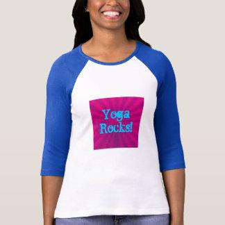 Yoga Rocks! - Long-Sleeve Yoga Shirt