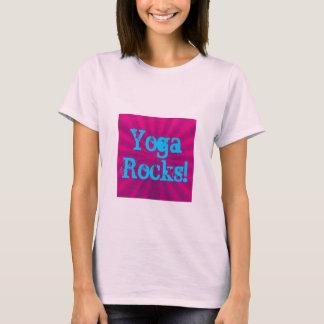 Yoga Rocks! - Petite Yoga T-Shirts